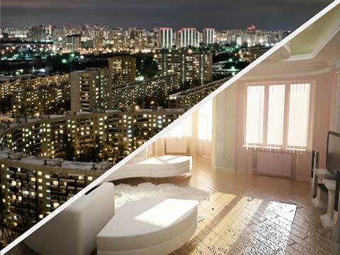 Услуги по аренде квартир и загородной недвижимости