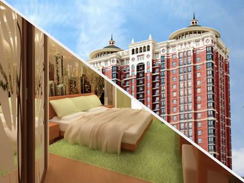 Услуги по продаже квартир и загородной недвижимости