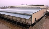 Аренда склада Можайское шоссе, Дорохово. 3700 кв.м
