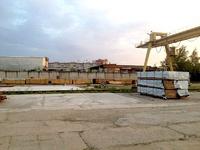 Аренда открытой площадки с ж/д веткой Волоколамское шоссе, Дедовск, 18 км от МКАД.  3500 кв.м.