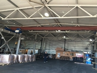 Аренда склада Дмитровское шоссе, Долгопрудный, 4 км от МКАД. Склад с кран-балкой, 965 кв.м