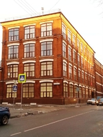 Аренда офиса в бизнес-центре класса «В» ВАО, м. Преображенская Площадь, ул. Суворовская. 17,8-142 кв.м