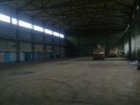 Аренда склада, производства Ярославское шоссе, Игнатьево. 600-5300 кв.м