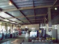 Аренда производства, склада Каширское шоссе, Михнево. 600-1485,6 кв.м. Кран-балка. Эл-во 500 кВт