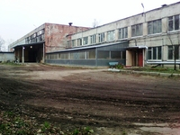 Аренда производства, склада Ленинградское шоссе, Клин. 4200 кв.м