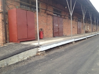 Аренда склада Горьковское шоссе, Фрязево. Теплый склад, 540 кв.м
