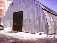 Аренда склада СЗАО, м. Строгино. Холодный склад, 140 кв.м