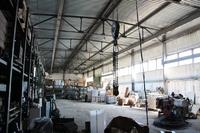 Аренда склада, производства Ярославское шоссе, Пушкино. Производство-склад с кран-балкой, 473 кв.м