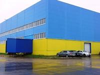 Аренда склада, производства Варшавское шоссе, Подольск. Склад, производство с кран-балкой. 320-900 кв.м