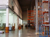 Аренда склада Варшавское шоссе, Подольск. Теплый склад, 800 кв.м