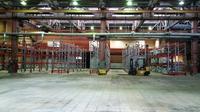 Аренда склада, производства Подольск Варшавское шоссе. Склад, производство с кран-балкой. 1033 кв.м