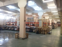 Аренда склада ЮАО, м. Нагатинская. Склад класса В, 300-7500 кв.м