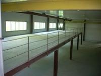 Аренда помещения под склад производство с кран-балкой, 950 кв.м. Климовск Симферопольское шоссе, 15 км от МКАД.