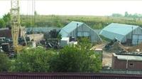 Продажа земли под строительство склада 1,1 Га Сколково, 500 м от МКАД, участок и 6 ангаров, Одинцовский район.