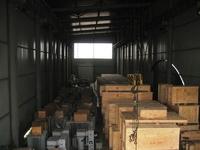 Аренда склада с кран-балкой Октябрьский, Новорязанское шоссе, 12 км от МКАД. Ангар 812,9 кв.м.