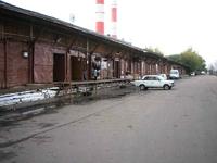 Аренда склада ЗАО, м. Киевская, ул. Студенческая. 1895 кв.м