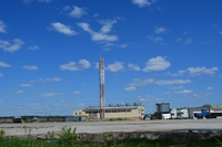 Продажа производственного комплекса Нахабино, 5900 кв.м. на участке 2,7 га. Красногорский район, Волоколамское шоссе, 17 км от МКАД.