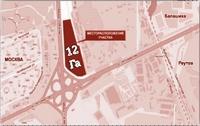 Продажа земли под строительство склада, ТЦ Балашиха, 12 Га, пересечение МКАД и Горьковского шоссе.