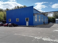 Аренда склада, производства ВАО, Кожуховская, 750 кв.м. с кран-балкой