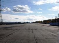 Аренда открытой площадки Минское шоссе, 25 км от МКАД, Голицыно. 13 000 кв.м.