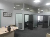Аренда офиса в бизнес центре класса Б+, Нагорная, Коломенская м. 234 кв.м.