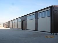 Аренда склада в Одинцово, 1400 кв.м, Можайское шоссе, 7 км от МКАД.