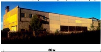 Аренда зданий под производство, склад, автотехцентр. ОСЗ 1474 и 1240 кв.м. Ярославское шоссе, 60 км от МКАД, Сергиев Посад.