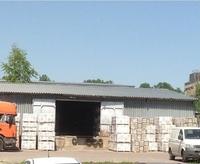 Аренда холодного склада Солнцево, Боровское шоссе,  4 км от МКАД. Площадь 537 кв.м.