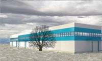 Аренда теплого склада 1000-3348 кв.м., Осташковское шоссе, 10 км от МКАД.