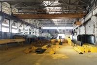 Аренда производства с краном 20 тонн, Симферопольское шоссе, Климовск, 24 км от МКАД. 1800 кв.м.
