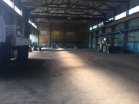 Аренда / Продажа склада производства Бужаниново, Ярославское ш. 6000 кв.м. на участке 15,5 Га с ж/д веткой.