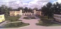 Продажа дома отдыха на Москве-реке, Звенигород, Новорижское шоссе, 11,2 Га, 15000 кв.м. Поречье усадьба.