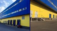 Аренда теплого склада Саларьево, Киевское шоссе, 2 км от МКАД. 2704 кв.м.