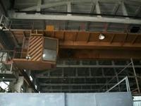 Аренда холодного склада с кран-балкой  СВАО. 1200 кв.м. Марьина Роща, Огородный пр-д.