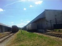 Аренда холодного склада с ж/д веткой, ответхранение Люберцы, 3 км от МКАД на Юго-Восток. 100-5000 кв.м.