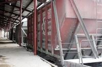 Аренда склада с ж/д веткой, производства Чехов, Симферопольское ш., 55 км от МКАД. 800-1900 кв.м.