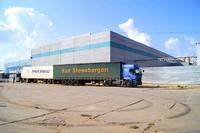 Аренда здания склада с ж/д веткой Лобня, 15 км от МКАД. 4200 кв.м.