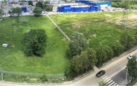 Аренда открытой площадки Химки, Ленинградское шоссе, 4 км от МКАД. 500-29400 кв.м.