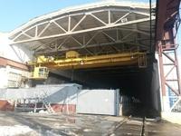 Аренда склада с ж/д  и мостовым краном Томилино Новорязанское шоссе, 8 км от МКАД. 525 кв.м.