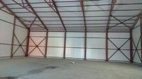 Аренда склада с открытой площадкой Мытищи, Осташковское шоссе. Теплый склад 500 кв.м и площадка 1500 кв.м.