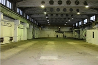 Аренда теплого склада, производства с кран-балкой Киевская. 1500 кв.м.