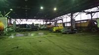 Аренда холодного склада, производства, автосервиса в Москве, Рублевское шоссе, вблизи МКАД. 1100 кв.м.
