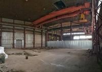 Аренда холодного склада с кран-балкой Домодедово, Каширское шоссе, 14 км от МКАД. 930 кв.м.