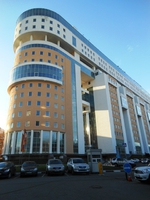 Аренда офиса в бизнес-центре ЮЗАО, м. Калужская. Бизнес-центр класса А, 100 - 4700 кв.м