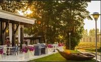 Продажа ресторана Новорижское шоссе, 23 км от МКАД. 1080 кв.м. Участок 62 сотки на берегу водохранилища.