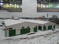 Аренда теплого склада Одинцово, Минское шоссе, 9 км от МКАД. 415 кв.м.