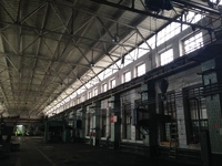 Аренда производства, склада с кран-балкой ЮВАО. 3200 кв.м.