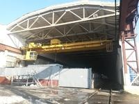 Аренда склада под металл Новорязанское шоссе, 4 км от МКАД, Люберцы. 300 кв.м.