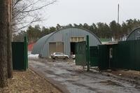 Продажа производственно - складского комплекса, Горьковское шоссе, 20 км от МКАД. Монино. 2414 кв.м. 1 Га.