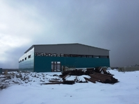 Аренда нового теплого склада 2160 кв.м,  Дмитровское ш., 30 км от МКАД, Белый Раст.